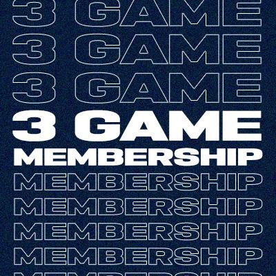 3 Games Membership