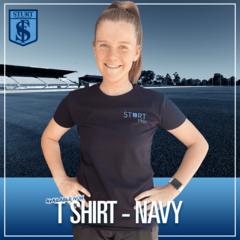 T Shirt - Navy (Women's)