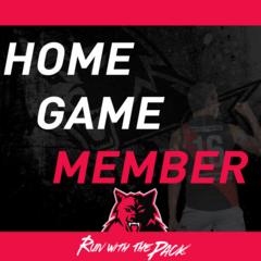 Home Game Membership - Concession