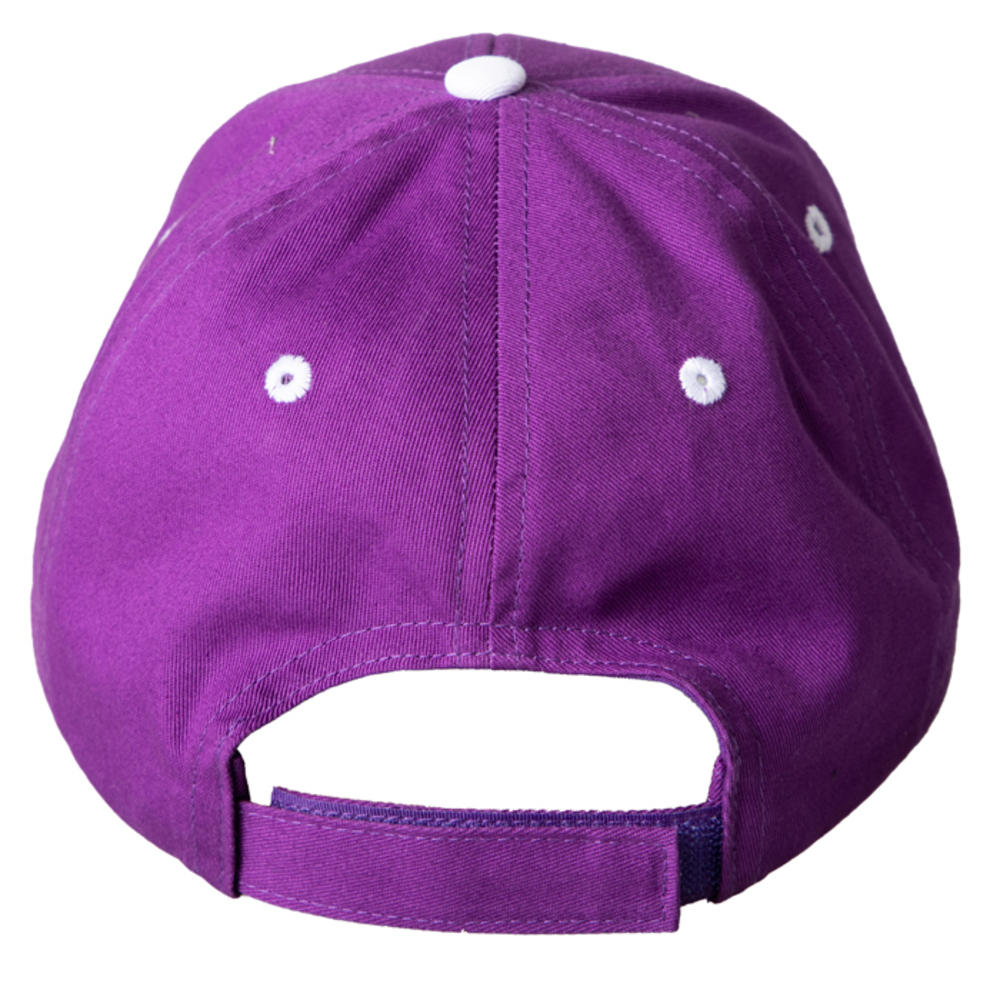 Cap - Vintage (Purple/White)