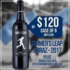 Wine - Farmer's Leap Shiraz (x6)